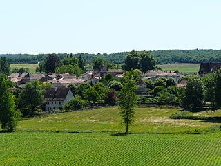 La Tour-Blanche-Cercles Commune in Nouvelle-Aquitaine, France