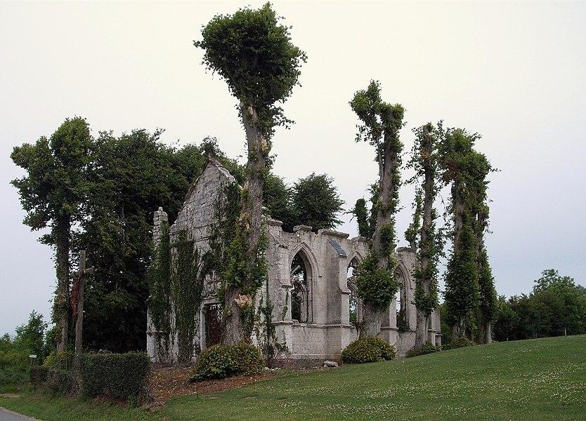 La chapelle Sainte Marthe - Le Catelet