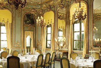 Cliveden House - The French Dining Room