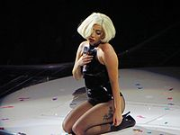 Lady Gaga, ARTPOP Ball Tour, Bell Center, Montréal, 2 July 2014 (60) (14376655959).jpg