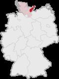 Lage des Kreises Ostholstein in Deutschland.png