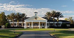 Lake Nona Golf & Country Club - Image: Lake Nona Golf & Country Club