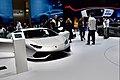 Lamborghini Huracan at GIMS 2015 (Ank Kumar) 01.jpg