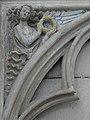 Laon (02) Cathédrale Notre-Dame Intérieur Arcature 03.JPG