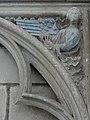 Laon (02) Cathédrale Notre-Dame Intérieur Arcature 04.JPG
