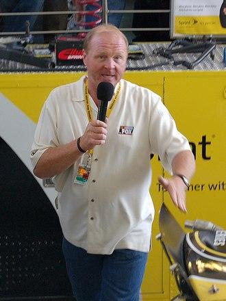 Larry McReynolds - McReynolds on NASCAR Performance