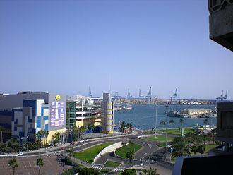 Port of Las Palmas - Image: Las Palmas Puerto de la Luz