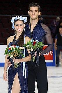 Nikolaj Sørensen Danish ice dancer