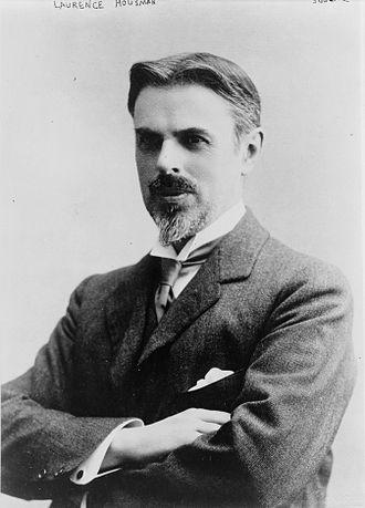 Laurence Housman - Photo portrait by Bain, 1915