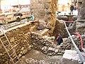 Lavori 2012 a porta pretoriana Aosta 03.jpg