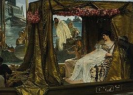 Lawrence Alma-Tadema- Anthony and Cleopatra.JPG