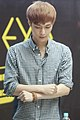 Lay Zhang at a fansign in August 2013.jpg