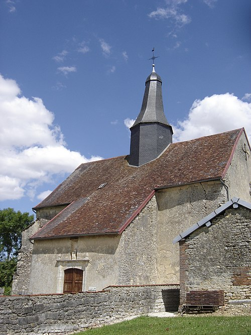 Photo - Eglise de Puits
