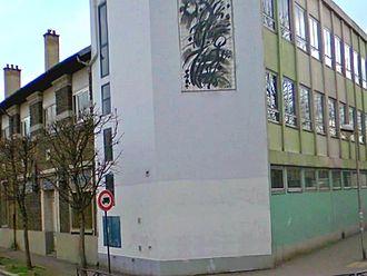 Le Bourget - Collège Didier Daurat