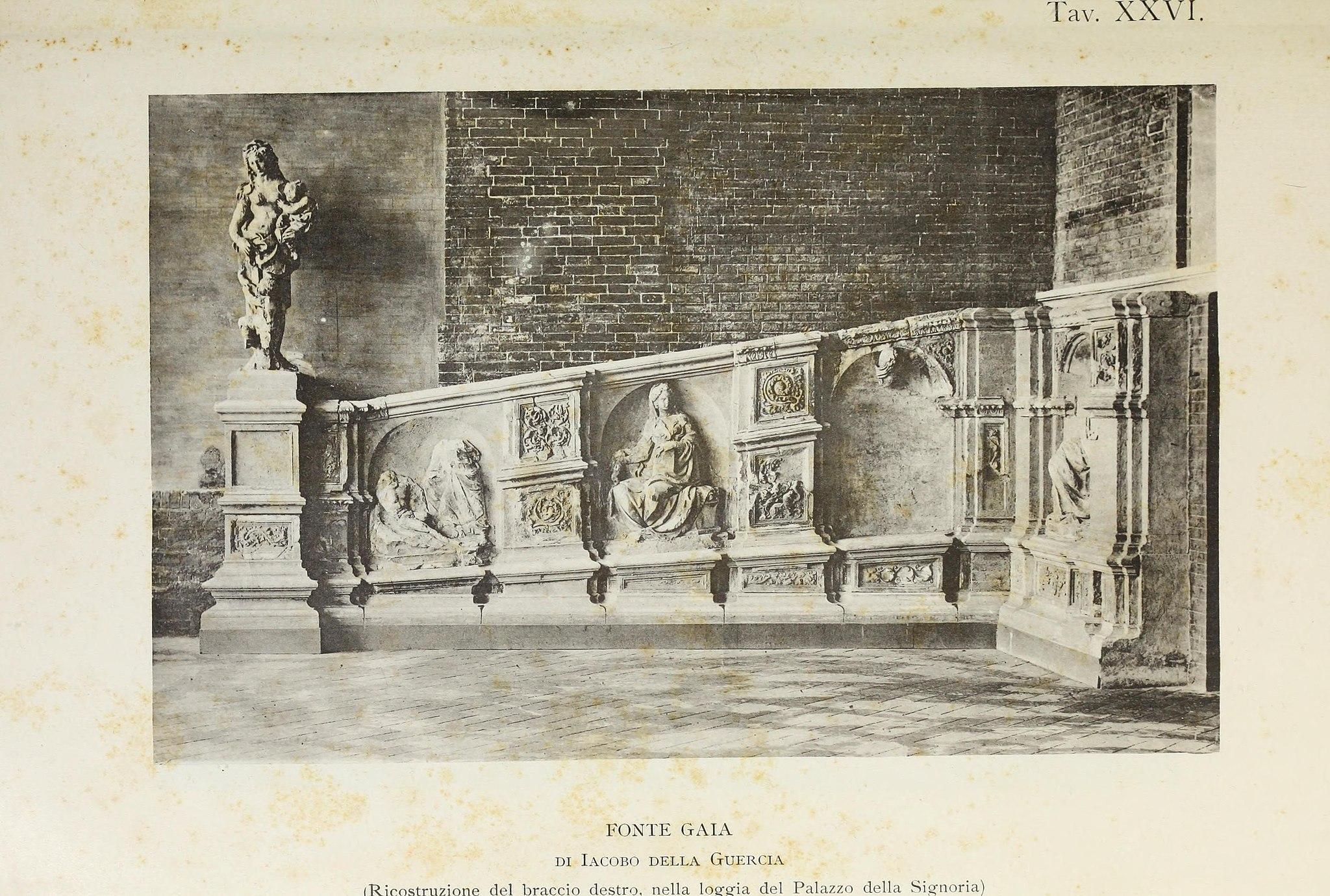 Le fonti di Siena e i loro aquedotti, note storiche dalle origini fino al MDLV (1906) (14777373525)