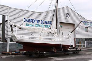 Le sloop ostréicole Petit Normandie (3).JPG