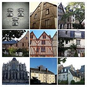 Quartiers du Vieux-Tours — Wikipédia