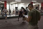 Learning for a dream, Marine prepares for his future 140908-M-OB827-021.jpg