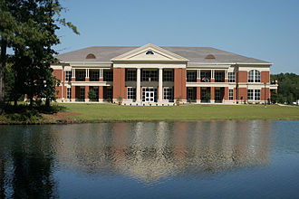 Francis Marion University - Lee Nursing Building, home of the FMU Nursing Program