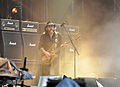 Lemmy Kilmister of Motörhead at Wacken Open Air 2013 02.jpg