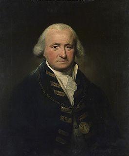 Sir Thomas Pasley, 1st Baronet British Royal Navy admiral