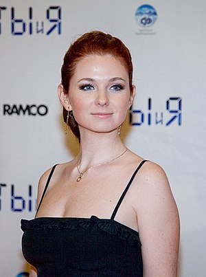 Lena Katina - Lena Katina at the You and I Movie Premiere in 2011