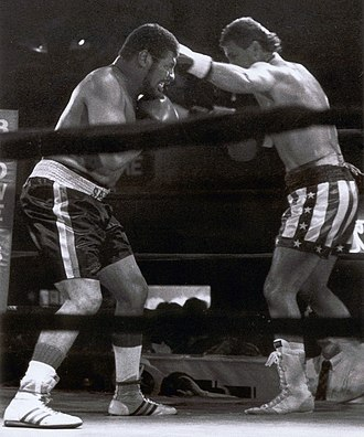 Leon Spinks - Spinks defeats Ray Kipping June 19, 1995, St. Louis