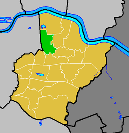Lesnes Abbey ward