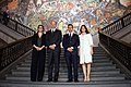 Letta and Pena Nieto with First Ladies.jpg