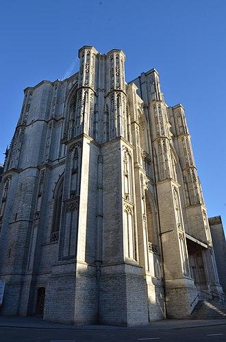 St. Peter's Church, Leuven - Image: Leuven 42127 Sint Pieterskerk DSC 3232