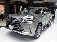 2018 Lexus LX - Luxury SUV | Lexus.com