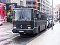 Libeň, Kurta Konráda, francouzský autobus.jpg