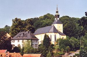 Liebstadt - Lutheran church