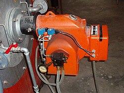 Light fuel oil burner.JPG