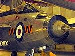 Lightning F.1, Imperial War Museum, Duxford. (34805530676).jpg