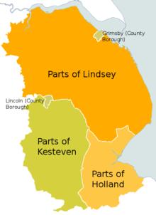 Lincolnshire Wikipedia