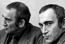 alt=Description de l'image Lionel Bart Allan Warren.jpg.