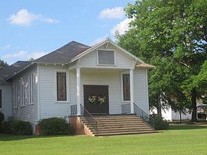Lisbon, Louisiana - Lisbon United Methodist Church