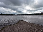 Confluence of the Neman and Neris Rivers in Kaunas