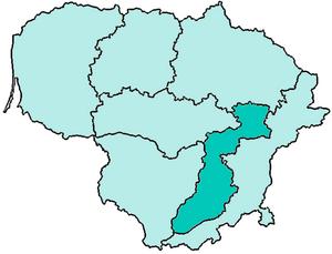 Roman Catholic Diocese of Kaišiadorys - Image: Lituania Diocesi di Kaišiadorys