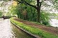 Llangollen Canal rounding Blake Mere - geograph.org.uk - 129850.jpg