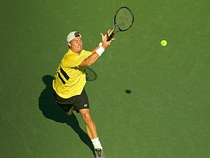 2001 ATP Tour - Lleyton Hewitt finished the year as No. 1, including his victory at the US Open.