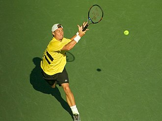 Lleyton Hewitt - Lleyton Hewitt US Open 2005