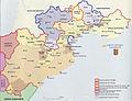 Localizacion Geográfica del Condado de Gavalda-Gevaudan en el siglo XII.jpg