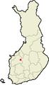 Location of Lehtimäki in Finland.png