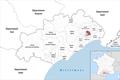 Locator map of Kanton Montpellier - Castelnau-le-Lez 2019.png