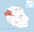 Locator map of Saint-Paul 2018.png