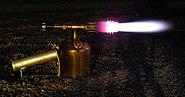 Loetlampe vulcano