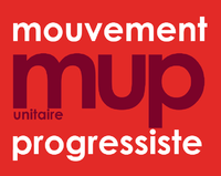 Image illustrative de l'article Mouvement unitaire progressiste
