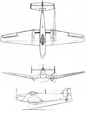 Quizz 360 280px-Loire_Nieuport_LN-40_3-view_L%27Aerophile_August_1943